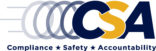 CSA Compliance & Safety & Accountability - Credentials at Falcon Motor Xpress, we value our partner affiliations.