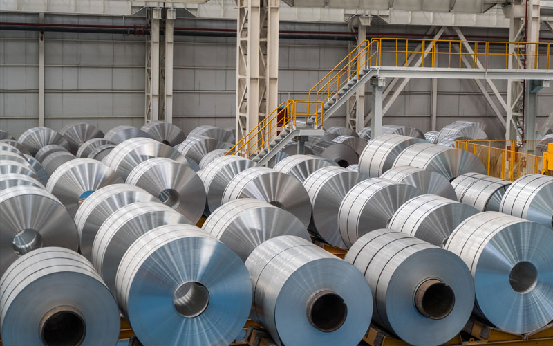 Steel Industries- Falcon Motor Xpress Ltd specializes in the transportation of retail, commercial and industrial goods throughout the North American markets.